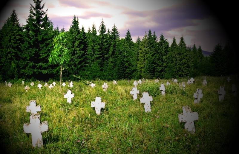 梦见坟墓是什么意思?梦见很多坟墓好不好?做梦梦到坟墓代表什么?